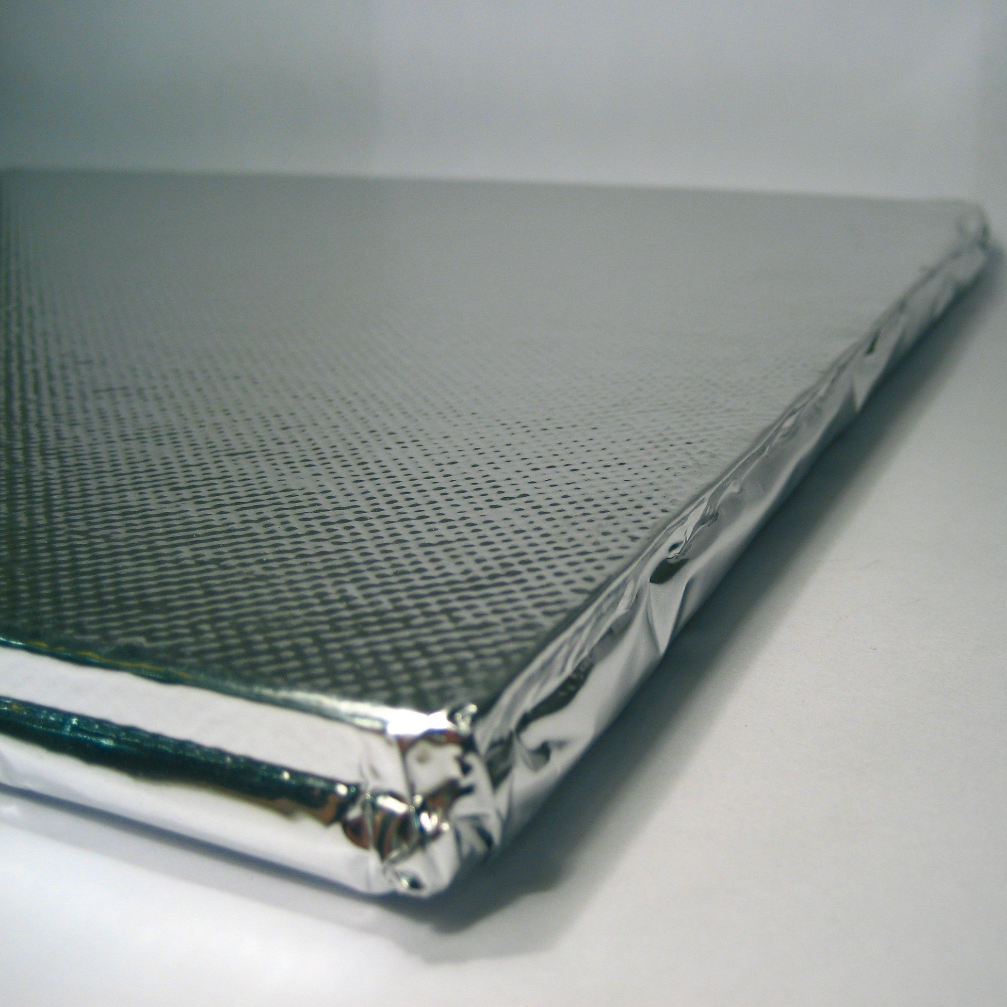PANEL MICROPOROSO ISO AL 20 1100x150x20 MM